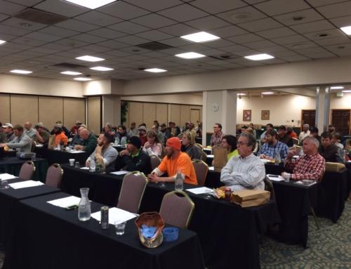 2017 Seminar & Meeting Sponsorship