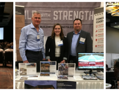Building with Strength at the U.S. Green Building Council's National Meeting