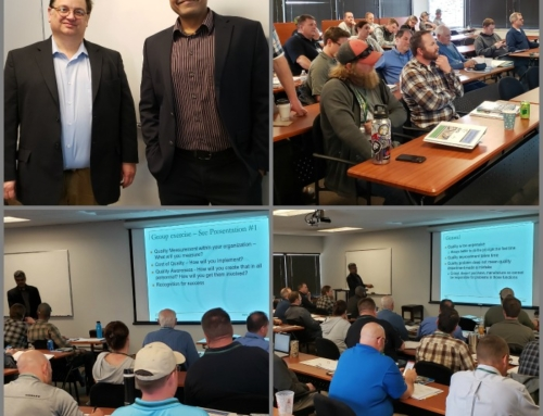 "CRMCA Partners with NRMCA on Successful ""Improving Concrete Quality"" Seminar"