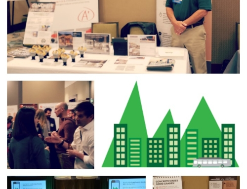 CRMCA Sponsors a Booth at the Rocky Mountain Green Building Conference!