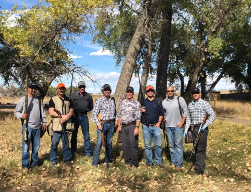2019 Concrete Clay Shoot