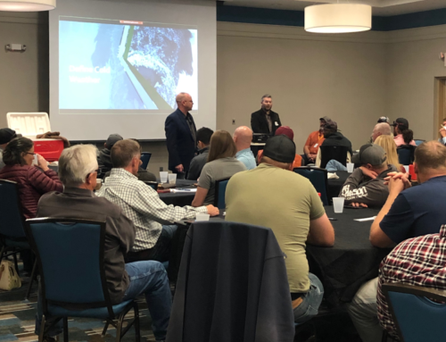 SMC Hosts Cold Weather Concrete Seminar
