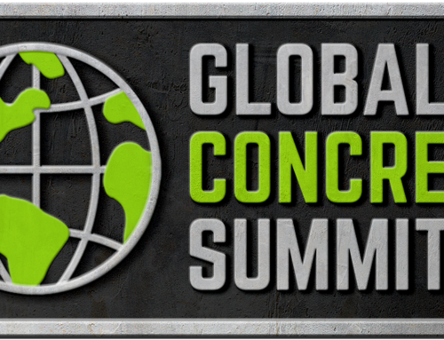 First Ever Global Concrete Summit – Online Nov. 30 – Dec. 10