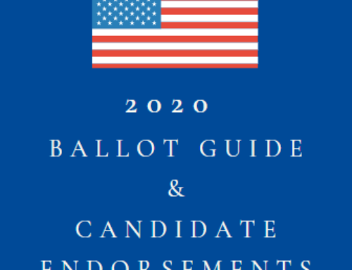 2020 Candidate Endorsements and Ballot Guide