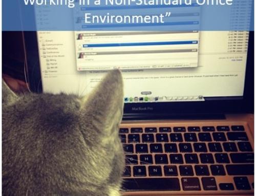 Nov. 5 Webinar: Safer at Home – Ergonomics in Home Offices
