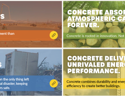 Concrete: The Sustainable Solution