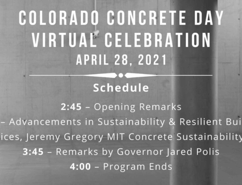 April 28 – Virtual Concrete Day Celebration