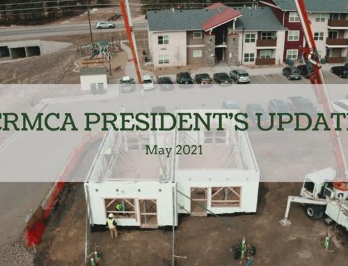 May 2021 President's Blog