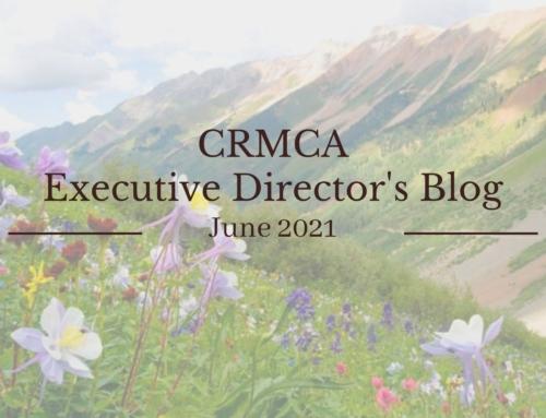 June 2021 Executive Director's Blog
