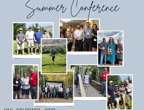 2021 Summer Conference Recap